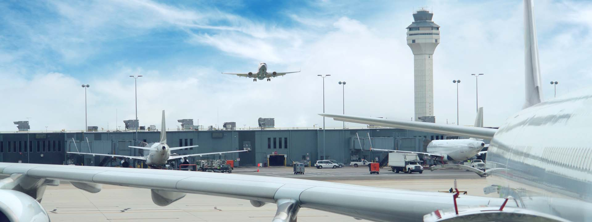 Guía Aeropuerto de Los Ángeles