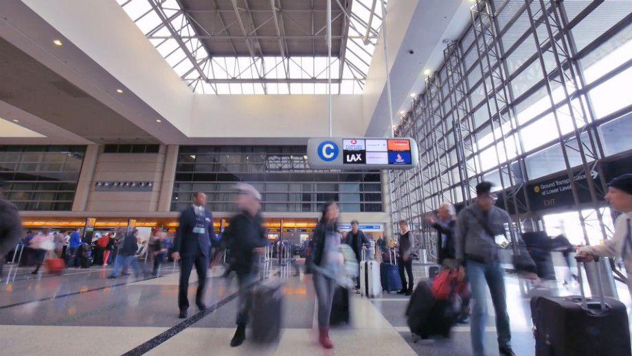 Guía Aeropuerto LAX Los Ángeles