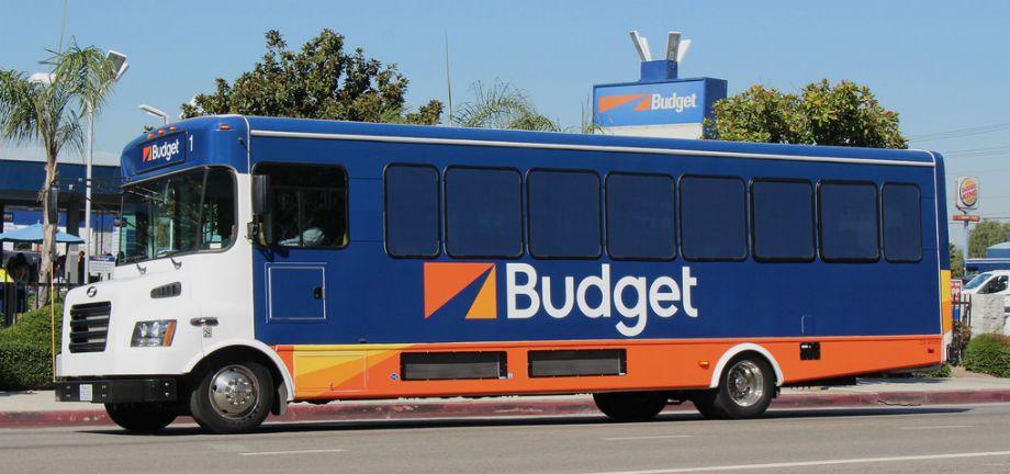 Shuttle Budget LAX
