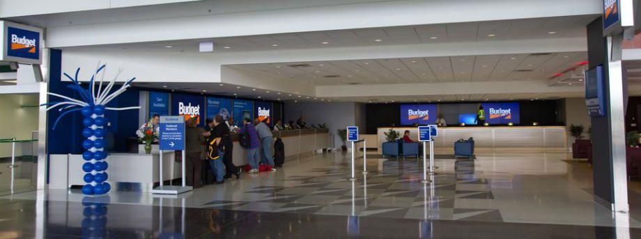 Budget Los Ángeles Aeropuerto