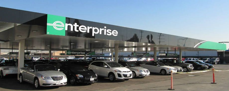 Enterprise Los Ángeles LAX
