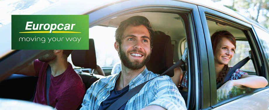Europcar LAX renta de carros