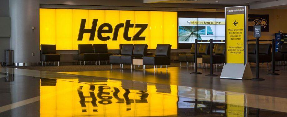 oficinas hertz Los Ángeles